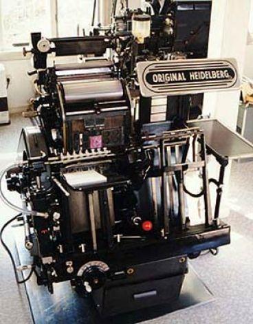 صنعت چاپ سبز می شود