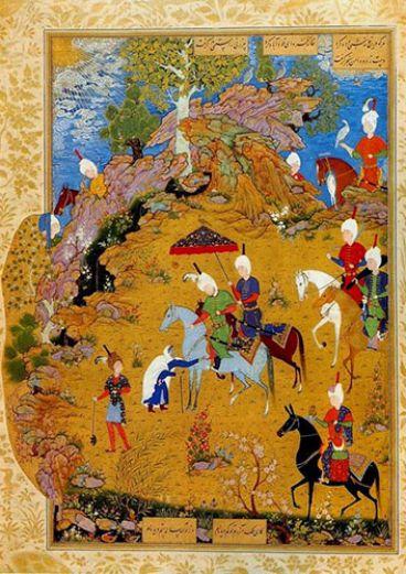 نقاشی معاصر ایران