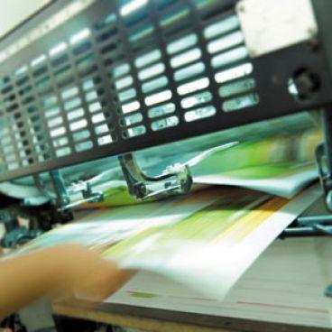 صنعت چاپ و تحول هنرها
