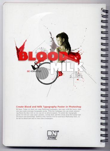 آموزش طراحی یک پوستر تایپو گرافی در فتوشاپ