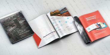 بررسی علل عدم نتیجه گیری تبلیغات از طریق طراحی و چاپ کاتالوگ